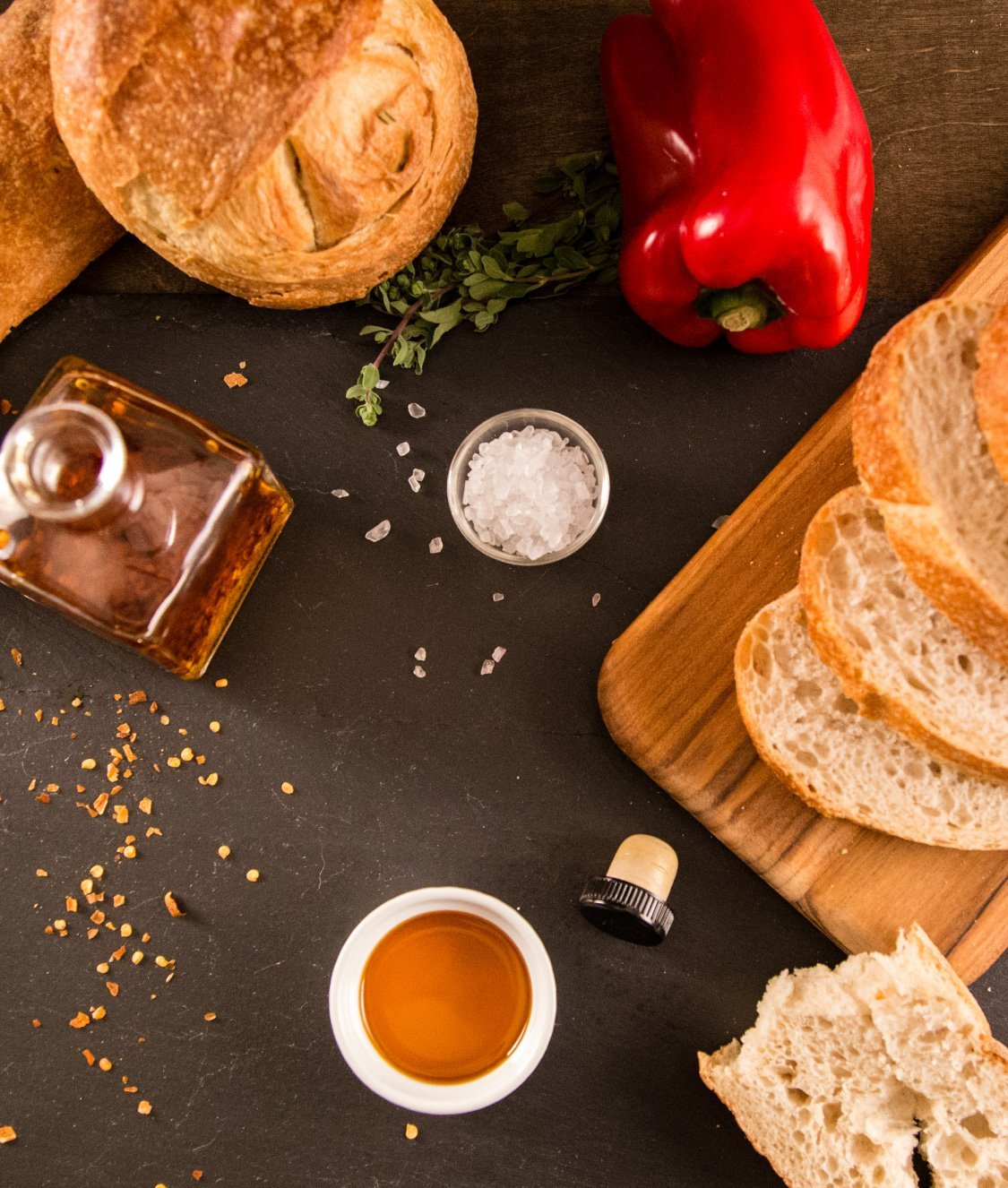 Photography | Oil and Bread