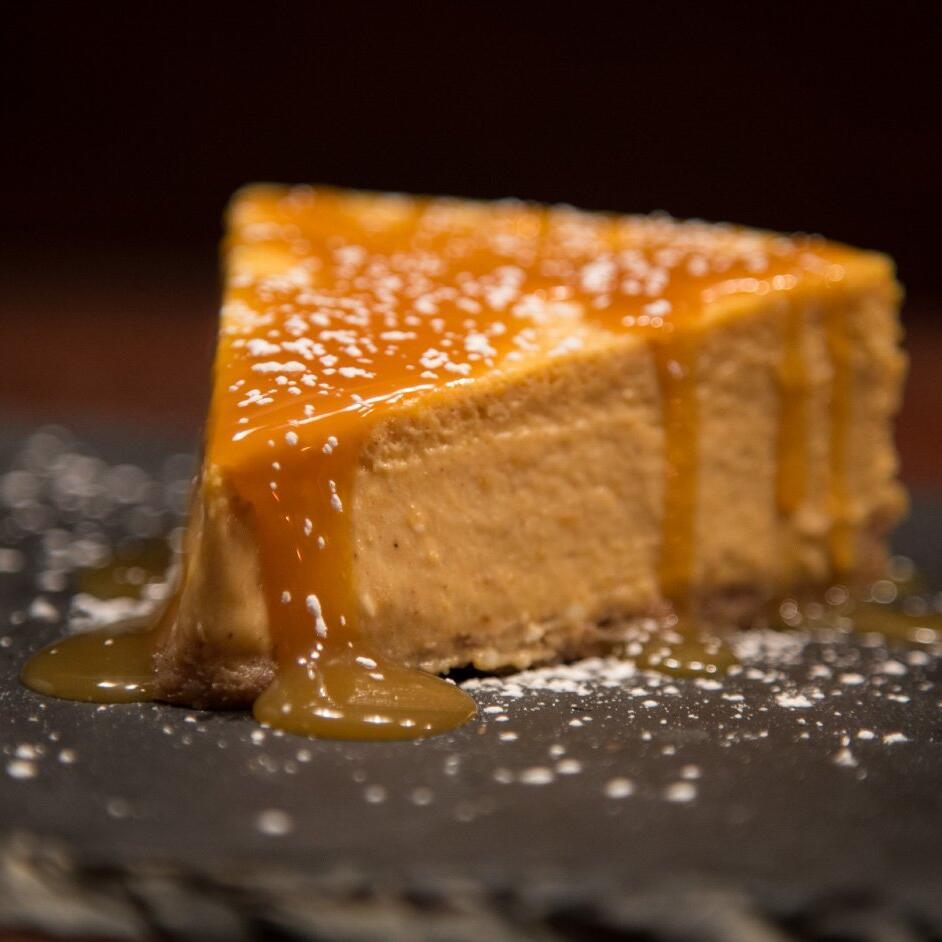 Photography | Pumpkin Cheesecake