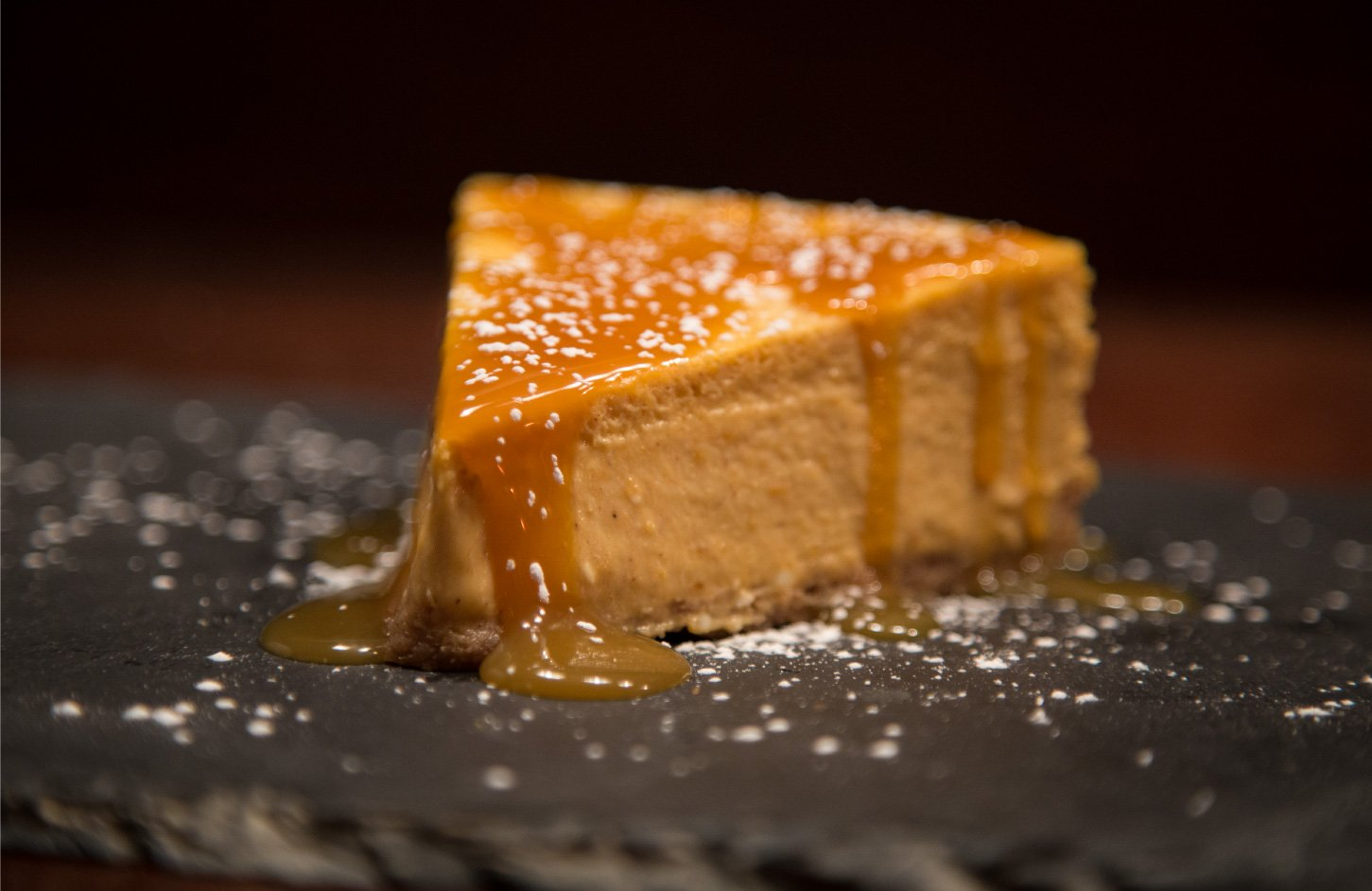 Photography | Pumpkin Cheesecake